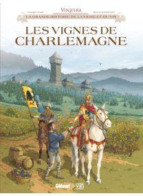 Vinifera - Les Vignes de Charlemagne - Glénat