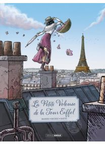Petite Voleuse de la Tour Eiffel (La) - Tome 1 - Grand Angle