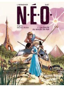 N.E.O. - tome 1 La chute du soleil de fer - Jungle