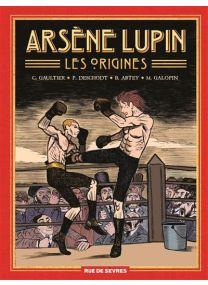 Arsène Lupin - Arsène lupin, les origines (intégrale) - Rue De Sèvres