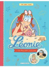 Léonie, Tome 3 : Les Grandes vacances - Le Lombard