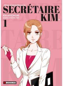 Qu'est-ce qui cloche avec la secrétaire Kim T01 - Delcourt