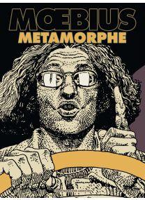 Mœbius Œuvres : Moebius Métamorphe - Les Humanoïdes Associés