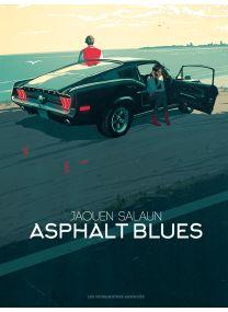 Asphalt Blues - Les Humanoïdes Associés