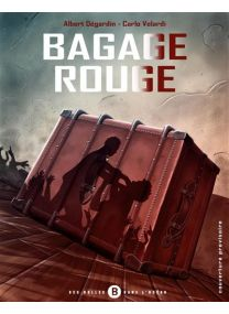 Bagage rouge -