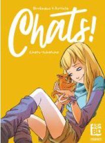 CHATS - TOME 1 - 48H BD - Les éditions Paquet