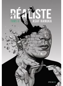 K.O. à Tel Aviv - Asaf Hanuka - Le Réaliste - Steinkis