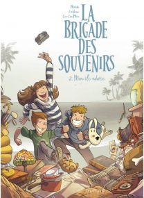 La brigade des souvenirs - Mon île adorée - Dupuis