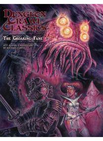 Le Fanum du batracien - Dungeon Crawl Classics 11 -
