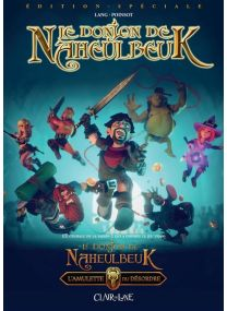 Le Donjon de Naheulbeuk Edition Spéciale Jeu Vidéo - Clair de lune