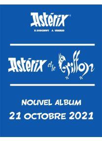 Artbook - Astérix et le Griffon -