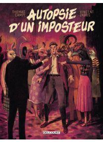 Autopsie d'un imposteur - Delcourt
