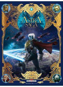 Astra Saga - L'Or des dieux - Delcourt