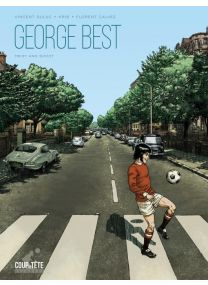 George Best, Twist and Shoot - Delcourt