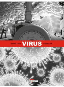 Virus - Rébellion - Delcourt