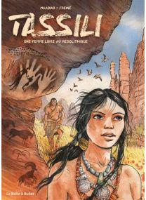 Une femme libre au mésolithique - Tassili - La Boîte à bulles