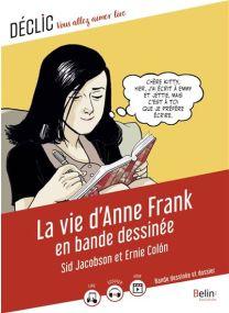 La Vie d'Anne Frank en bande dessinée -