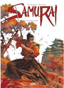 Samurai T15 - Insoupçonnable - Soleil