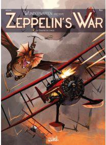 Wunderwaffen présente Zeppelin's war T04 - Les Démons du chaos - Soleil