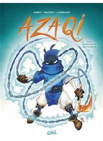 Azaqi - Le Seigneur des Puppets - Soleil