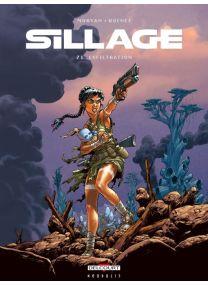 Sillage - Exfiltration - Delcourt