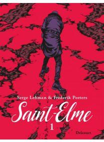Saint-Elme T01 - La Vache brûlée - Delcourt