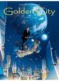 Golden City T14 - Dark Web - Delcourt