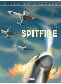 Ailes de légende T01 - Spitfire - Delcourt