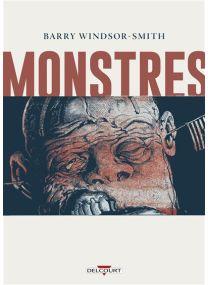 Monstres - Delcourt
