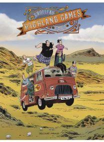 Highland Games - Delcourt