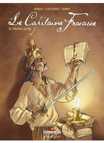 Le capitaine Fracasse - Intégrale - Delcourt
