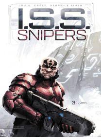 I.S.S. Snipers T03 - Jürr - Soleil
