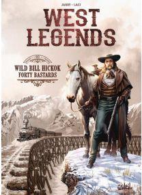 West Legends - Wild Bill Hickok - Soleil