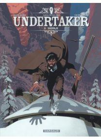 Undertaker Tome 6 - Dargaud