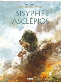 Sisyphe & Asclépios - Glénat