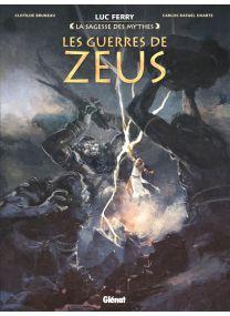 Les guerres de Zeus - Glénat