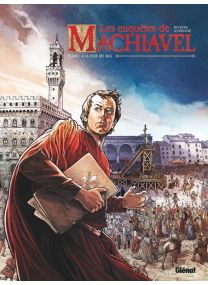 Les Enquêtes de Machiavel - Tome 01 - Glénat