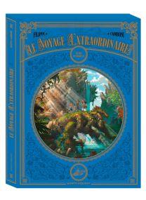 Le Voyage extraordinaire - Coffret Tomes 04 à 06 - Glénat