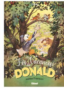 Les Vacances de Donald - Glénat