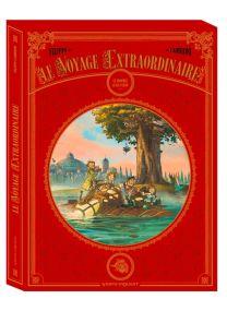 Le Voyage extraordinaire - Coffret Tomes 01 à 03 - Glénat