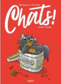 CHATS - TOME 4 - Les éditions Paquet