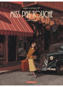 Miss Pas touche - Intégrale Tome 1 - Dargaud