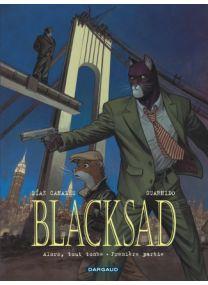 Blacksad T6 - 1ère partie : Alors tout tombe
