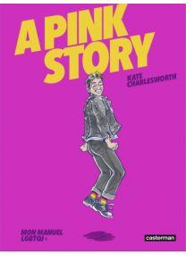 A Pink Story - Casterman