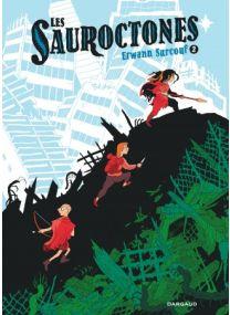 Les Sauroctones Tome 2 - Dargaud