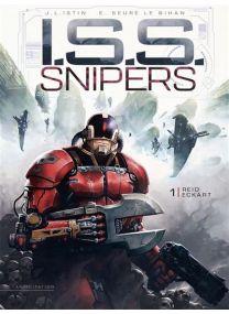 Reid Eckart - I.S.S. Snipers T01 - Soleil
