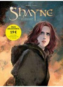 SHAYNE - Pack Découverte 2 volumes - Les éditions Paquet