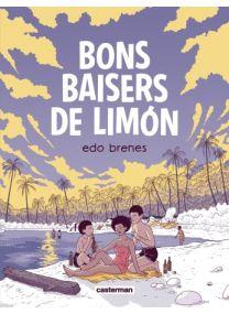 Bons baisers de Limón - Casterman