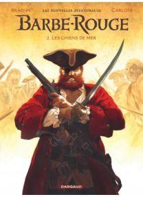 Les Nouvelles Aventures de Barbe-Rouge - Dargaud