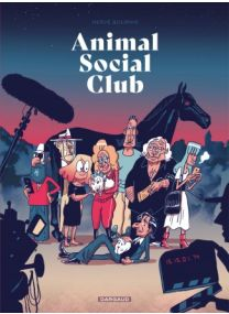 Animal Social Club - Dargaud